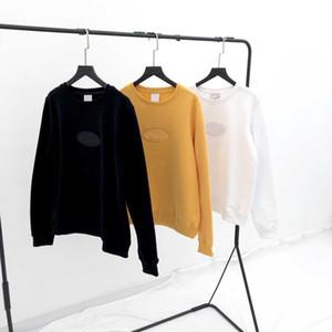 Fashion Designer Men Donne Felpe con cappuccio 21SS Felpe di alta qualità con tutte le lettere di etichette Stampa i ponticelli sovradimensionati s m l xl