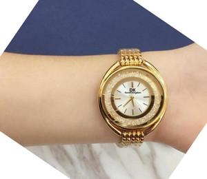 Fashoin kingdom watches women 36mm quartz movement diamond iced out watch high quality designer dress watches lady clock montre de luxe
