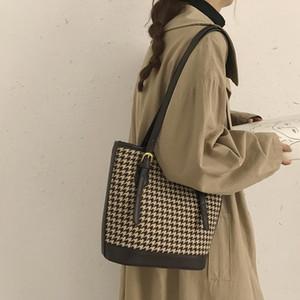Сумки на плечо высокой емкости женщин ручной сумки дизайнеры роскошные сумки женские топ-ручки мода