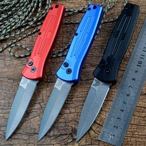 Benchmade Faca BM 3551 automática Auto EDC Tactical Survival Pocket Knife 154cm lâmina Handle T6061 de alumínio