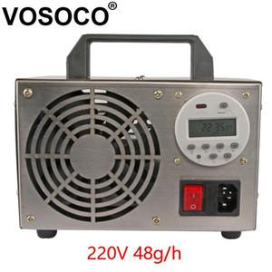 48g Ozone Generator Air Purifier Ozonizador Machine Generator Deodorant Disinfection equipment Intelligent digital display timer