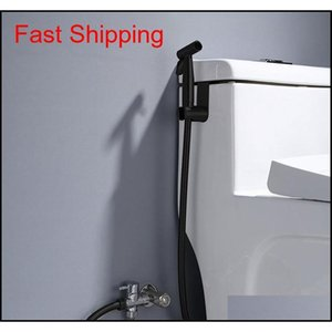 Black Toilet Bidet Sprayer Kit. Set Hand Hold Stainless Steel Shattaf For Bathroom Personal C qyltKY sports2010