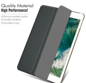 For Ipad Air 1 2 Mini 3 4 5 Pro 10.5 Inch Case Funda Ultra Thin Pu Leather Pc Hard Cover wmtivX yyysports
