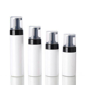 100ml 120ml 150ml 200 ml Köpük Şişeleri Boş Beyaz Plastik Köpük Şişeler El Yıkama Sabunu Mus Krem Dispenseri Kabarcıklı Şişe BPA Ücretsiz