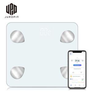 Guangzhou Juropin Bluetooth Bathroom Scale 2020 Amazon Wholesale Sexy Fat Woman Products Sexy Body Shaper Api Digital Weight