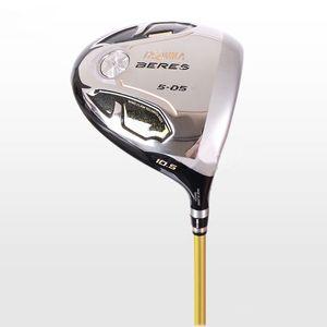Les nouveaux hommes Les clubs de golf HONMA S-05 clubs de pilote 3 étoiles 9,5 ou 10,5 Loft conducteur Golf avec l'arbre de graphite Golf et couvrent la livraison gratuite