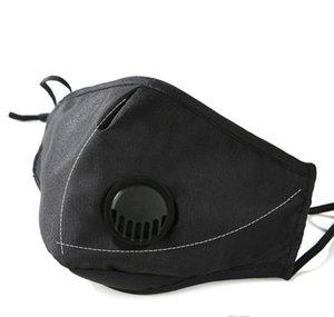Ventil MK05 Maske Staubmundbreath Masken Atem Anti-Staub-Gesicht mit Protective Adjustable Wiederverwendbare Earloop PlxOd Anti Hotclipper Ucxi
