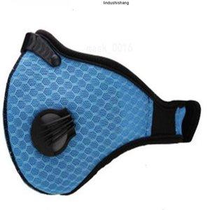 Вся пыль маска на одноразовой продаже! Neoprene HGKT Cycle Cycle Universal для заменяемого антизащитного лица Faceial Haze Guakb