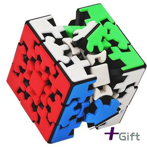 Puzzles Magic Gear Cube 3x3x3 3x3 Twist Educational Wisdom Juguetes Regalo Profesional juego Cubos de engranajes para niños y adultos