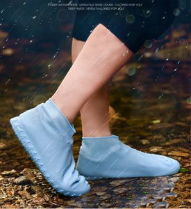 Waterproof Shoe Cover Silicone Shoe Cover Non-Slip Shoes Covers Reusable Protectors for Outdoor Protection for Men Women Kids
