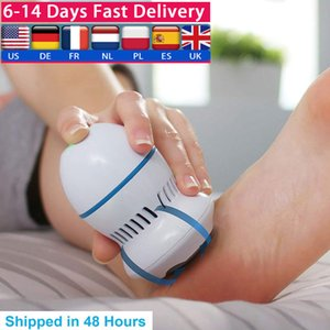 Electric pedicure foot Grinding Skin Hard Rupture Trimmer Dead Skin Foot Pedicure Rechargeable Foot Care Tool Remover Callus