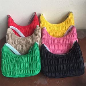 spalla ascellare borsa messenger sacchetto regola tela borse borse portafogli borsa borsa donne di modo plissettata sacco per cadaveri trasversale borse griffate di lusso