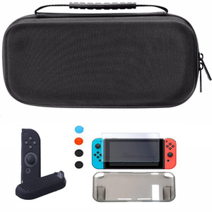 Storage Handheld Bag Console Carrying Case 19 Game Card Holders Pouch For Nintendo Switch