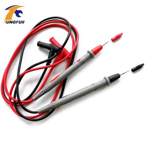 2pcs Multimeter Cable Arrival Durable Digital Multimeter Universal 1000V 20A Test Lead Probe Cable SMD SMT Needle Tip1