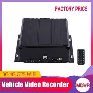 4CH 1080P HDD MDVR Veicular Mobile DVR-Kamera-System mit GPS-3G 4G Wifi