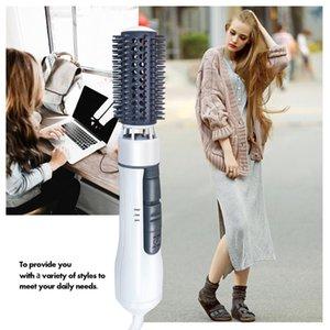 Professional Blow Dryer Comb 8 in 1 Mutifunctinal Hairdryer One Step Hair Dryer Volumizer Hair Blower Brush