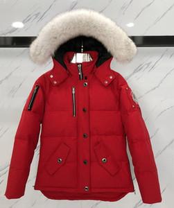 202005New style Men Casual Down Jacket Down Coats Mens moose Outdoor Warm Man Winter Coat Outwear Jackets Parkas canada knuckles Doudoune