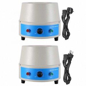 500ML Elétrica Digital agitação Controlador de Temperatura Ferramentas manta de aquecimento 220V BQSO #