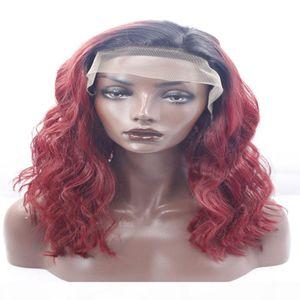 """Perruques avant en dentelle 20 """"Noir Mixte Curly Curly Fluffy Longue Dentelle Front Cheveux Front Perruque Résistant à la chaleur Afro-américain Fashion Wig Kabell Perruques"""