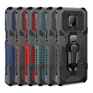 Shockproof Armor Case For Xiaomi Redmi Note 9 9S 7 8 5 Pro Max 10T POCO X3 NFC 9A Note9 S 9Pro 6 Rugged Hybrid Stand Back Covers