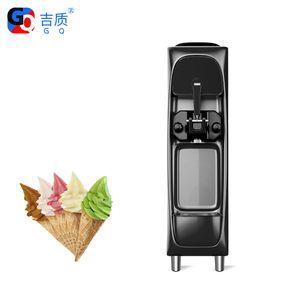 KLS-F16 2020 Novo Design Ice Cream Soft Machine com Único Sabor Embraco R404a Bomba de Ar Ajustável