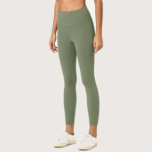 Abiti da yoga delle donne di modo Sport da donna Leggings full Leggings Pantaloni da donna esercitano la forma di fitness Girls Girlings con il retro del retro