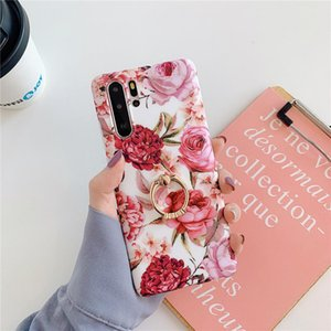 Flykylin Retro Flower Case With Holder For Samsung Note 10 Plus S8 S9 S10 Plus S10e Note 8 9 S10 5g Case jllCcn book2005