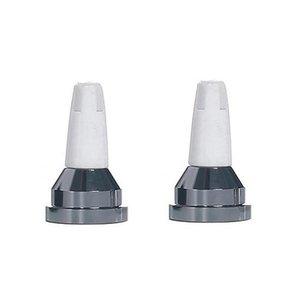 Originale Greenlightvapes G9 GDIP Coil Head Sostituzione Ceramica Ugello al quarzo in ceramica Drip Punta Riscaldamento Base Dip Dabber Core per GDIP DAB Rig