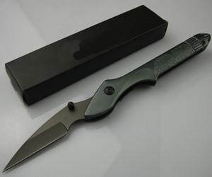 Promotion Couteau pliant tactique BOKER Plus 343 Petit couteau Sky Sky 56HRC Couteau EDC en alliage d'aluminium Poignée en alliage d'aluminium