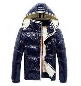 2020 di alta qualità Marchi caldo Giacca da sci Cappotto invernale Designer rivestimenti degli uomini di ricamo per gli uomini Anorak imbottito parka Spesso Down Jacket