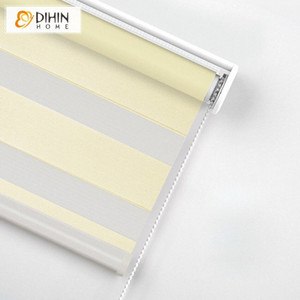 New Arrival Modern 12 Colors Customized Zebra Blinds Rollor Blind Curtain Easy To Install Curtains 8sgk#