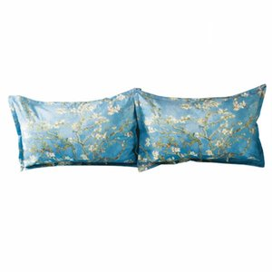 Pillowcase 48*74cm for sale ( Classical Gogh Oil Painting Anime ONE PIECE NARUTO etc. ) Pillow Case
