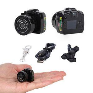 Nascondi Istantanea Video ad alta Più piccola macchina fotografica portatile Web Kamera micro video Fotografia mini macchina fotografica videocamere Digital Audio Recorder DVR videocamera DV