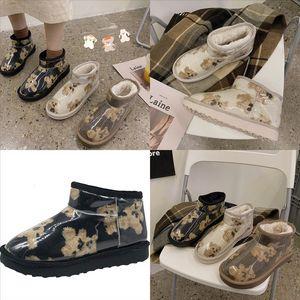 DKSGQ Nausk Doc botları Kadın Houktle Ayakkabı Bayanlar Tıknaz Deri Motosiklet Kadın Çizmeler Kadın Moda