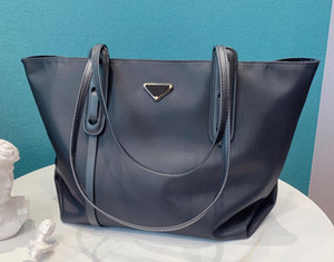 Moda Çanta Alışveriş Çantaları Kadın Çanta Tasarımcı Tote İki Adet Set Büyük Kapasiteli Naylon Hottes İyi Kalite Top Rank 2020