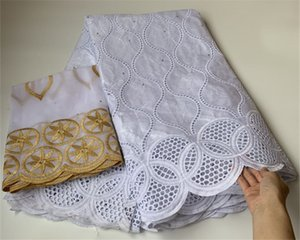 2020 african bazin riche fabric white bazin riche brode high quality dry lace latest guinea brocade lace french lace for party
