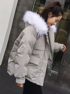 Cotton Padded Jacket Women's Short 2020 Winter Clothes New Korean Version Loose Small Cotton Bread Coat Student