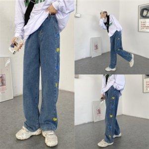 NBNC Talla grande para jeans rasgados Mujeres Harem pantalones sueltos casl dama jeans tobillo longitud pantalones novios agujero mujer flaco