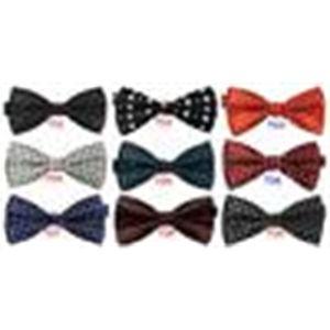 ties Free Hot Sale New Mens Bowties men's men's bow ties men bow tie pure color bowtie Star Check Polka Dot St