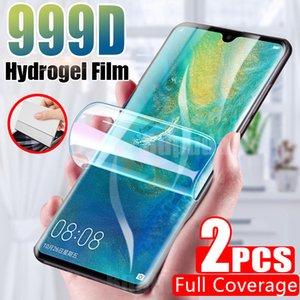 Hydrogel Film Screen Protector For Huawei P30 Pro P40 P20 P30 Lite Protective Film For Huawei Mate 20Pro 10Lite
