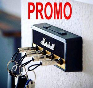 Jack Portachiavi Marshall Vintage regalo Storage II Amp Rack chitarra 2.0 Amplificatore Key Rack cases2010 portachiavi JCM800 standard elettrico yxlrk