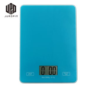 Guangzhou Juropin For Electron Kitchen Scale Household Smart Weighing Waterproof LCD Kitchen Digital Maximum Weight Recommendation 11lbs
