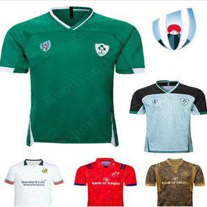 20 neue Irland Rugby-Jerseys Hemden Johnny Sexton Best Conan Conway Cronin Earls Heal Henderson Henshaw Hering