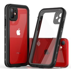 Red Pepper IP68 Waterproof Phone Case For iPhone 11 Pro X XR XS Max HUAWEI P20 P30 Pro Samsung S20 Ultra Shockproof