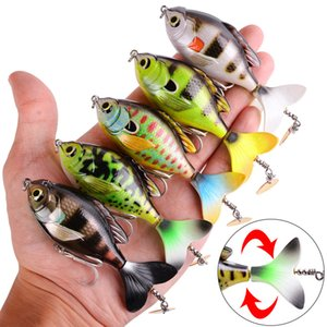 1pc 5 Color Mixed 9.7cm 16.63g Pencil Hard Baits & Lures 6# Blood Slot Hook Fishing Hooks Pesca Fishing Tackle B_L004