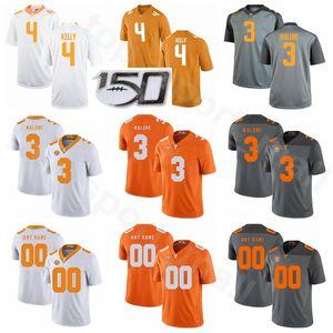 Homens Mulher Youth Football Tennessee Volunteers Colégio NCAA 4 John Kelly Jersey 3 Josh Malone 31 Jamal Lewis 27 Arian Foster Rajion Neal