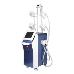 Best quality 5 heads cryolipolysis freeze fat off device body slimming machine cryo coolsulption body shaping cryotherapy instrument CTL80