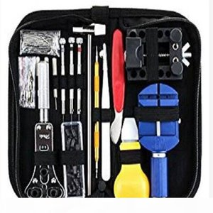 147pcs Watch Link Pin Remover Watchmaker Case Opener Repair Tool Kit Set Opener Link Spring Bar Remover Horlogemaker Gereedschap
