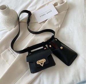 Women Chest Bag Girls Waist Bag Versatile Fashion One Shoulder Phone Bags Crossbody Lady Belt Waist