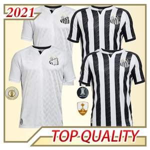 2020 Santos FC Futebol Clube Soccer Trikots 20 21 Santos Camisetas Cuevr Dodo Rorrygo Sasha weg Fußball-Hemd